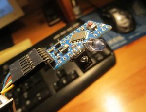 IR Transmitter / Receiver